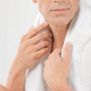 Strukturierte-Pflege Beispiel BODY mit CELLMEN (für Männer)