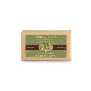 Pflanzliche Seife mit Olivenöl - BIO