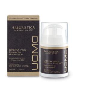 Gesichtscreme mit Hyaluronsäure + Vitamin B - Anti-Aging