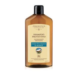 Haarshampoo mit Kokosnuss- & Manoiöl